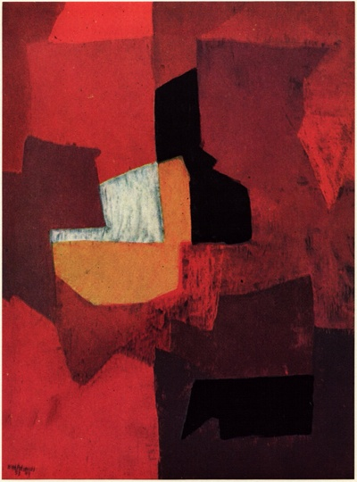 Painting by Serge Poliakoff @ http://images.unurthed.com